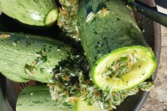 Vegetarian cooking holiday top Photo